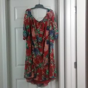 Ava viv short dress